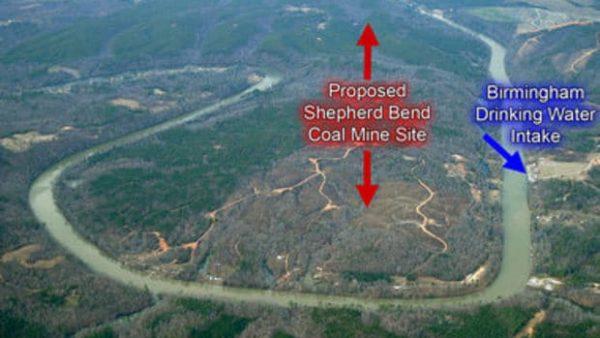 Drummond Coal Won't Renew Shepherd Bend Mine Permit