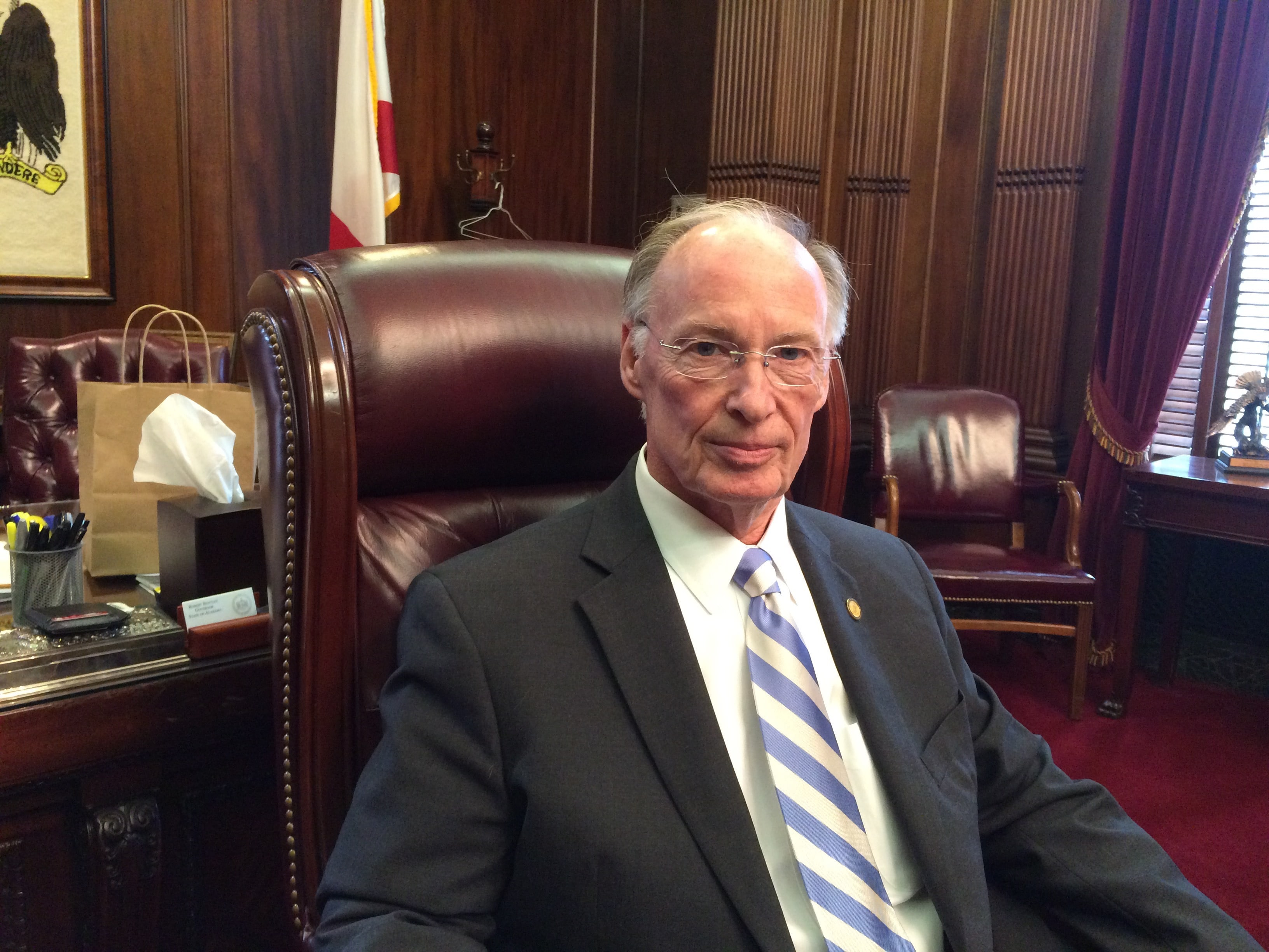 impeachment effort makes a lame duck governor weaker | wbhm 90.3