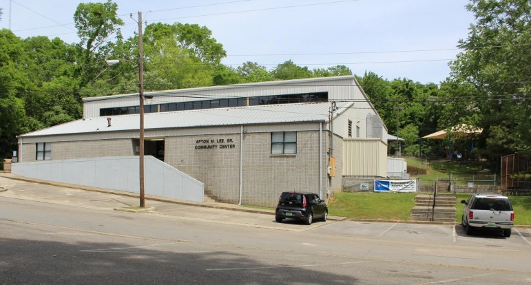 The Lee Community Center is named after Afton Lee, longtime land owner and businessman in Rosedale.