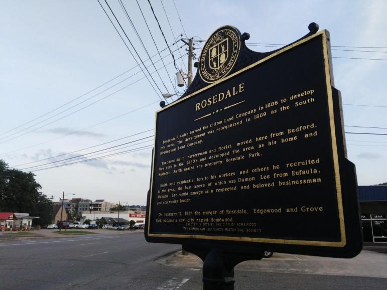 Birmingham Revitalization: Struggling to Keep Homewood's