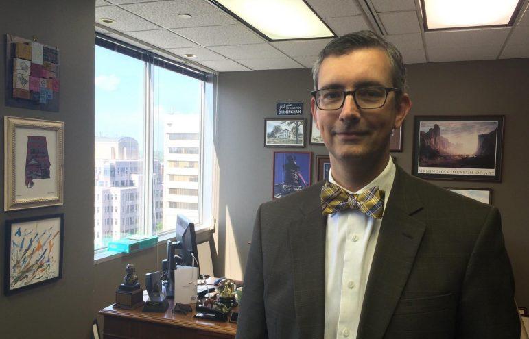 David Fleming, CEO of REV Birmingham.