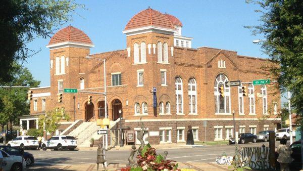 Birmingham's 16th Street Baptist Church