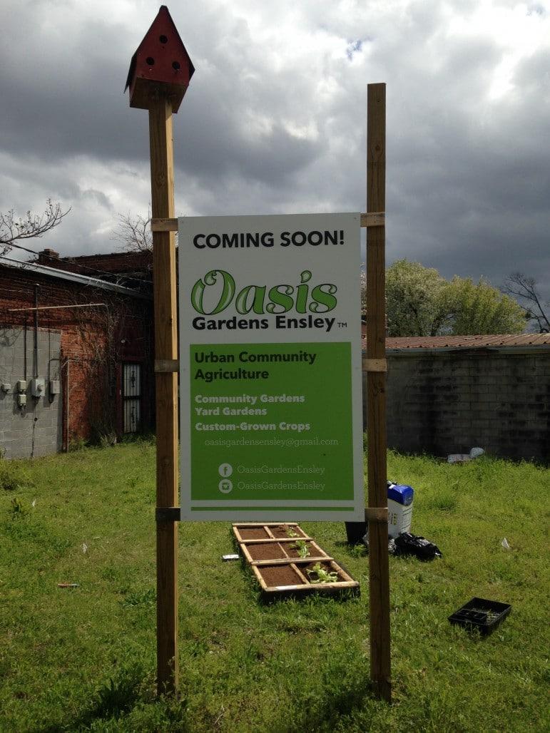 Oasis Gardens Ensley