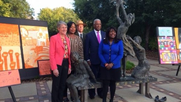 Big Push to Make AL Civil Rights Monuments National Parks