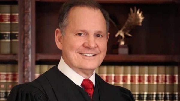 Roy Moore Announces U.S. Senate Run