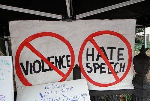 No Violence, No Hate