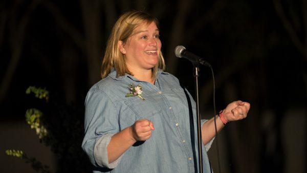 Storyteller Susan Smith