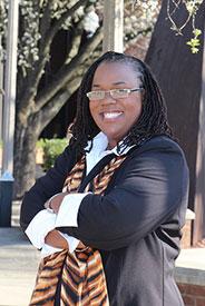 UAB Political Science Professor Angela Lewis