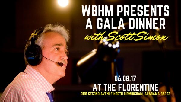 Gala Dinner with Scott Simon