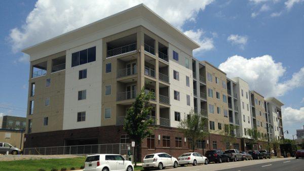 Industry Report says Birmingham Needs More Apartments