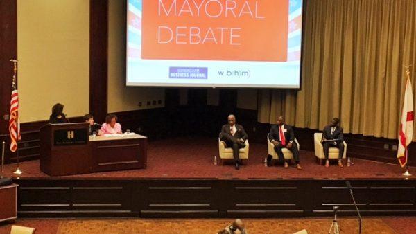 2017 Birmingham Mayoral Debate