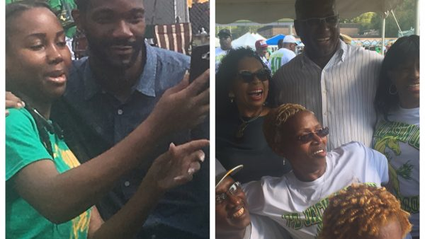 Selfies and Handshakes and Smiles, Oh My! Birmingham Mayor's Race Heats Up