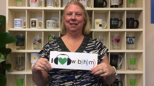 WBHM member Karen Sweeney