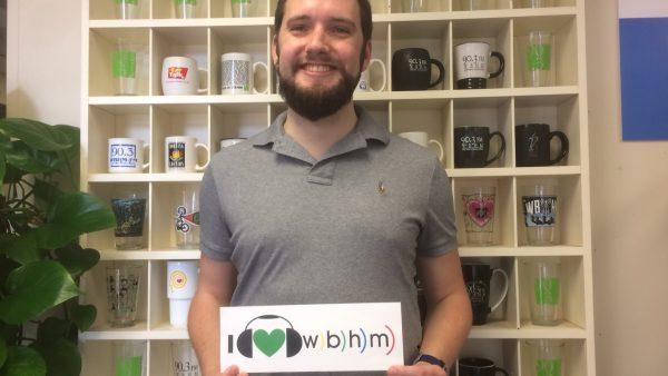 WBHM member Brent Womble.