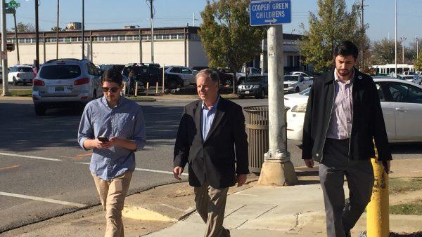 Jones Shifts Tactics, Aims at Republican Voters