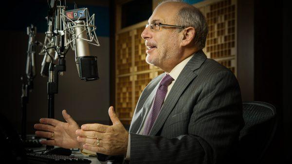 Robert Siegel: Looking Back at a 41-Year Career