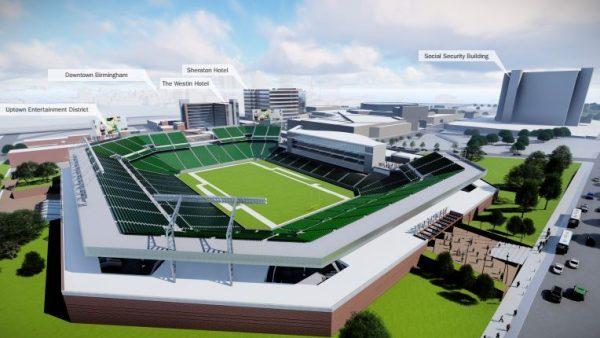 Birmingham Council Approves $90 Million For Stadium, BJCC Expansion