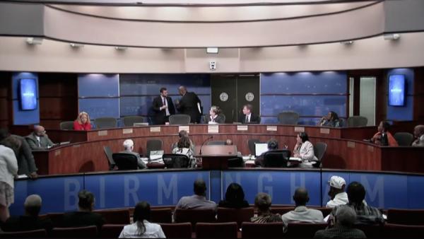'Gentlemen!' Gas Station Safety Debate Turns Heated, Ends With Rebuke
