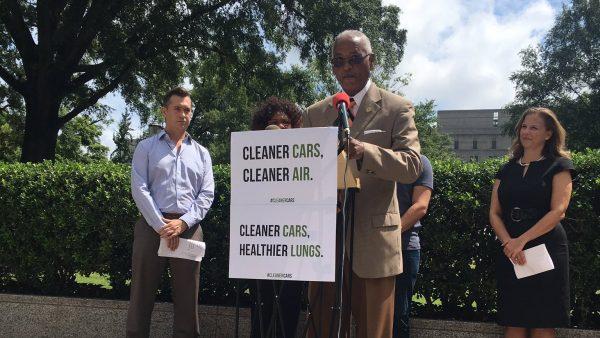 Alabama Leaders Oppose Clean Car Standards Rollback