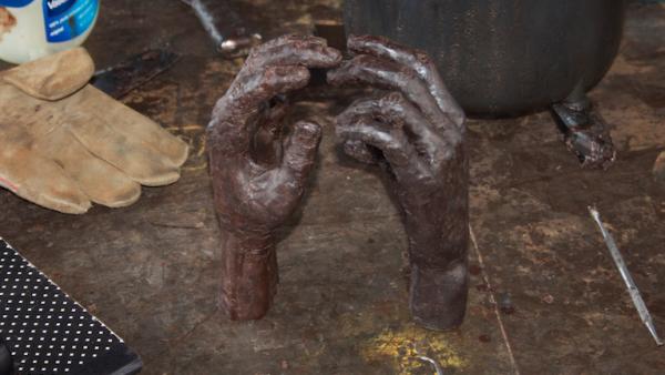 Sloss' Summer Program Teaches Traditions of Metal Art