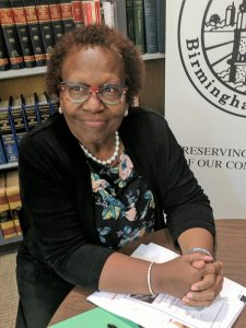 Barbara Luckett, managing attorney at Legal Services Alabama's Birmingham office.