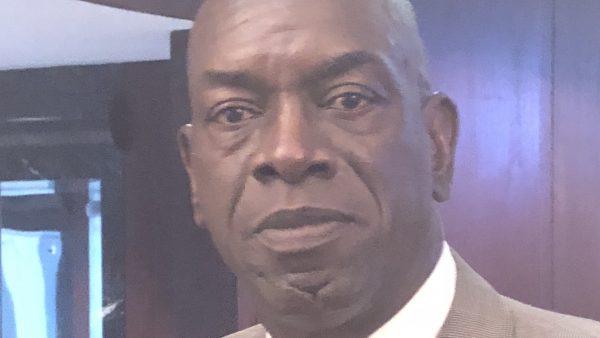 Former State Representative Oliver Robinson, September 27, 2018.