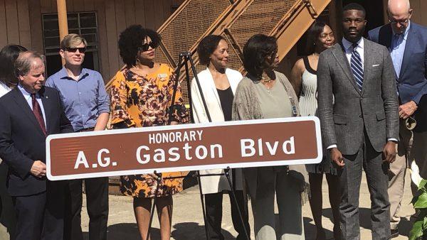 Birmingham Celebrates Historic A.G. Gaston Motel Anniversary