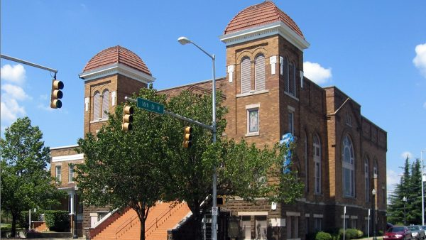 The 16th Street Baptist Church is part of the new Birmingham Civil Rights National Monument, designated by President Obama on Thursday. The new monument, one of three new ones honoring civil rights history, will tell the stories of nearby historically significant sites.