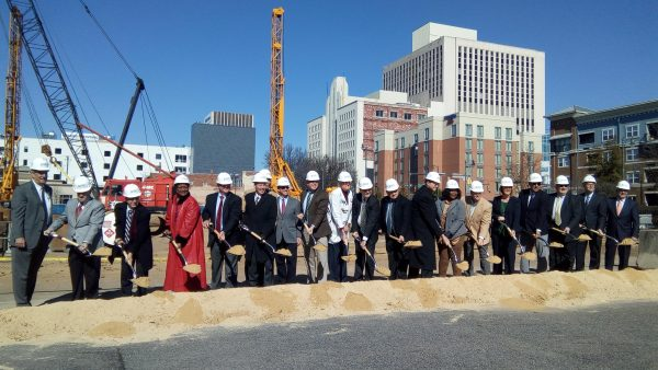 UAB Breaks Ground on Proton Therapy Center