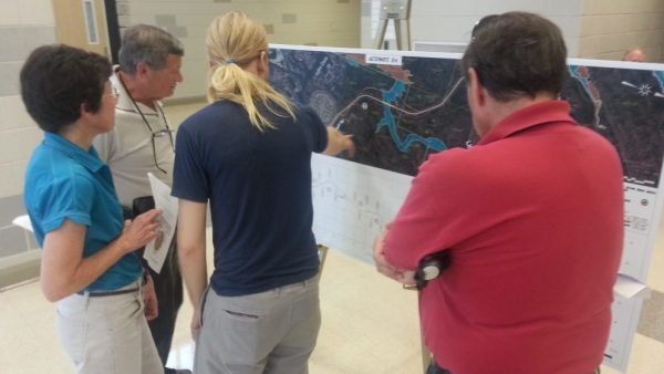ALDOT Pitches Options for Little Cahaba River Bridge. Opponents Warn of Immediate and Permanent Harm to Drinking Water