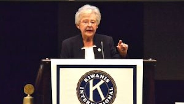 Ivey Says Lottery Approval Is up to Legislature, Voters