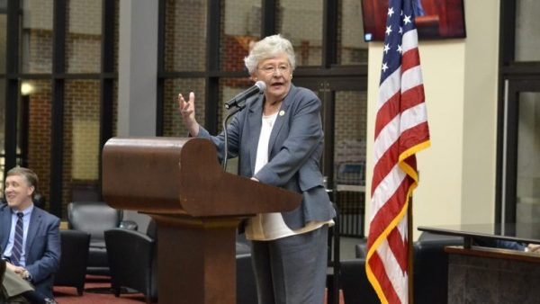 https://wbhm.org/wp-content/uploads/2018/10/Kay-Ivey-at-Bryant-Denny-768x514-e1539794135604-600x338.jpg