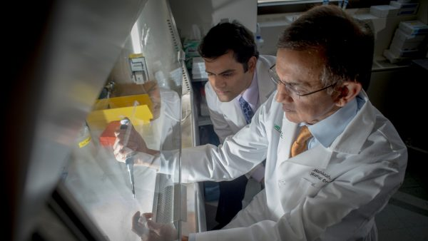 With $30 Million Gift, UAB Says Cancer Research is the Future of Birmingham
