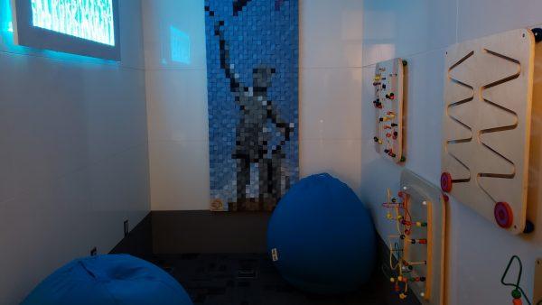 Birmingham Airport Unveils Sensory Room
