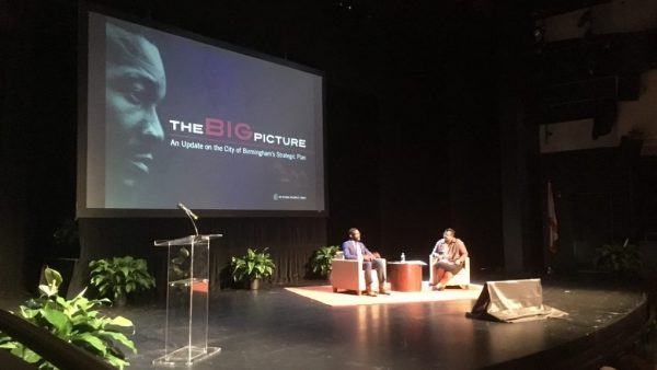 The Big Picture: Woodfin's Team Updates Residents About Progress on Public Safety, Economic Opportunities and Other Initiatives
