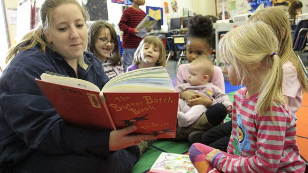 Bill Would Hold Back Third Graders Who Don't Read Proficiently