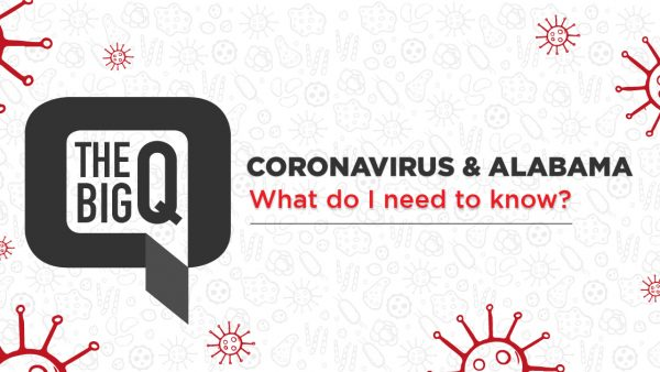 The Big Q: Coronavirus In Alabama. What Do I Need To Know?