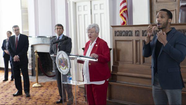 Ivey: Alabama Needs More Testing Before Reopening