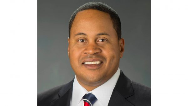 Portrait of Birmingham Business Alliance President and CEO Kenneth Coleman