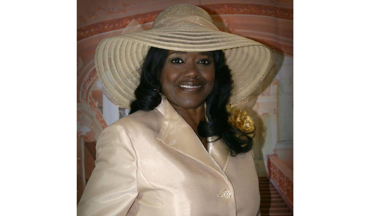 Headshot of Gwendolyn Cook Webb