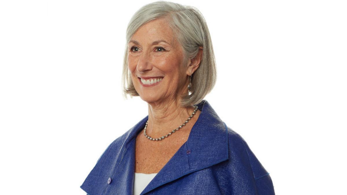 Headshot of Mary Boehm