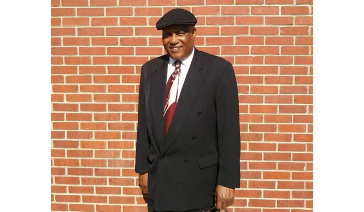Headshot of Curtis Tyrone Robinson