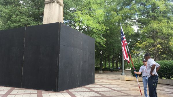 High Court Rules Confederate Monument Outside Birmingham City Hall Cannot Be Covered, Fines City